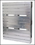 Metal Pallet Top Deck